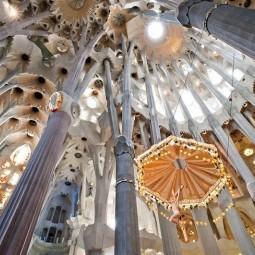 Juniors: La Sagrada Família...