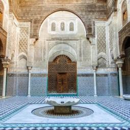 Fes, Volúbilis i Meknès....