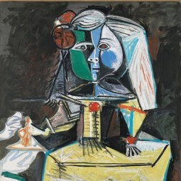MENINAS DE PICASSO (1957)....